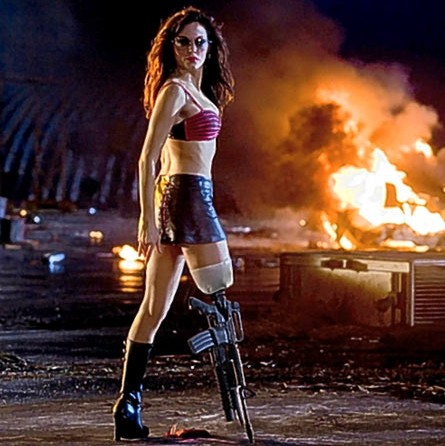 Rose mcgowan grindhouse planet terror compilation