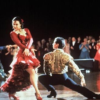 the ugly duckling related text strictly ballroom Free essay: english notes belonging – strictly ballroom (1992) 1 introduction to belonging & strictly ballroom | 1 core text + 2 related texts of your.