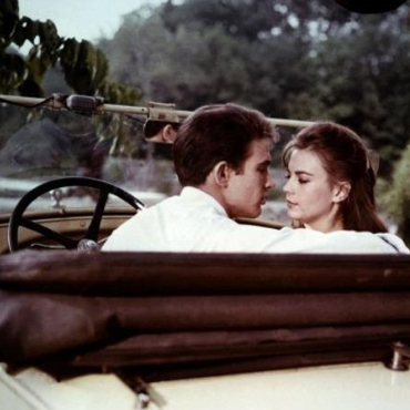 splendor in the grass phycological Robert wagner and natalie wood's yacht, splendour wood drowned in 1981 natalie wood and warren beatty in splendor in the grass (1961.