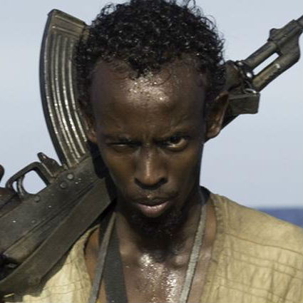 Pirate From Captain Phillips