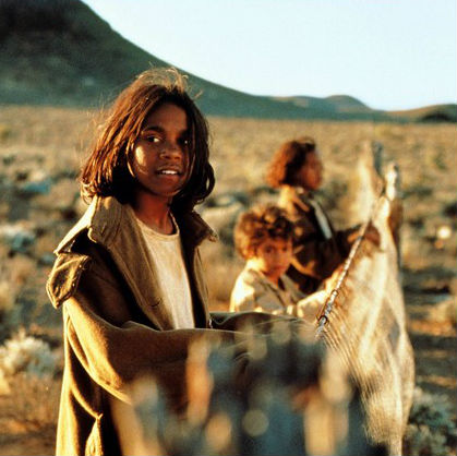 "film review notes rabbit proof fence But one can't finish a review of ""rabbit-proof fence"" without mentioning the performances of the three leads if you've seen this film, rate it note."