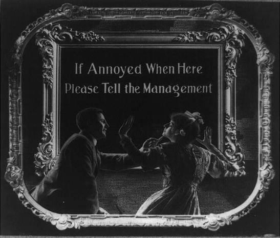 If Annoyed