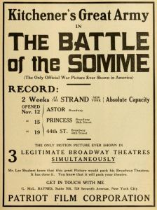 Advert from The Moving Picture World, December 2, 1916, p.1375