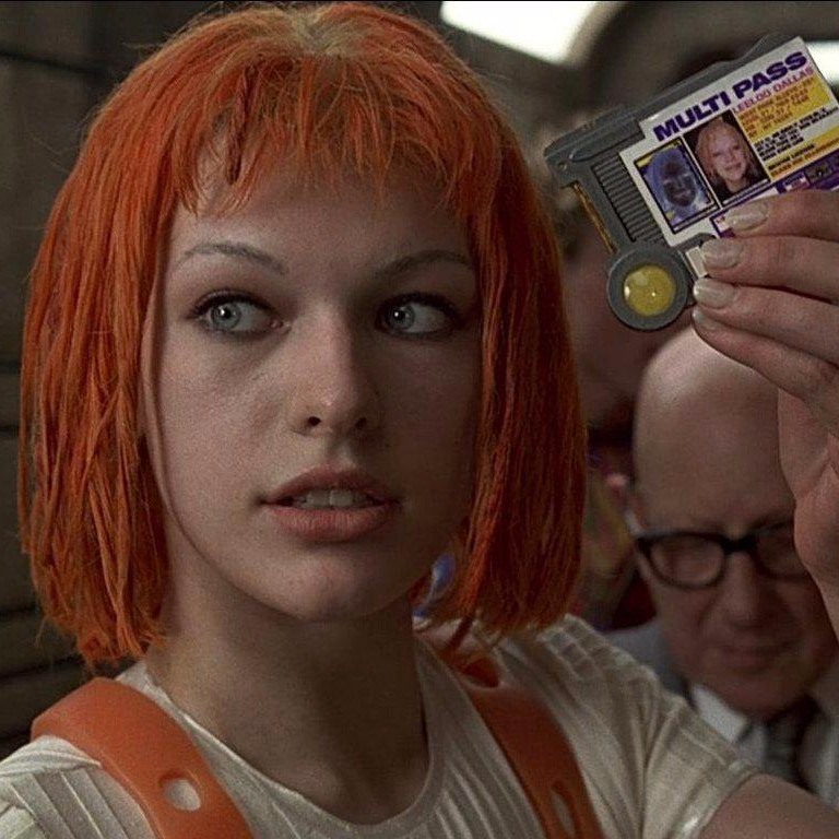 The Fifth Element 1997 Ming Movie Reviews